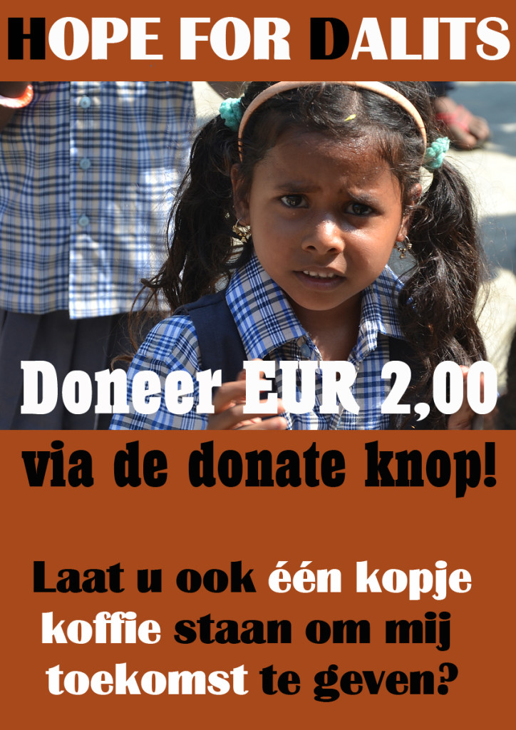 Donate Flyer